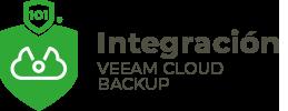 Integración Veeam Cloud Connect
