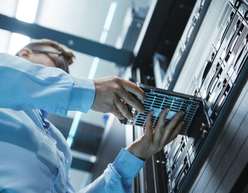Como clonar un disco duro y almacenar la información de una forma segura