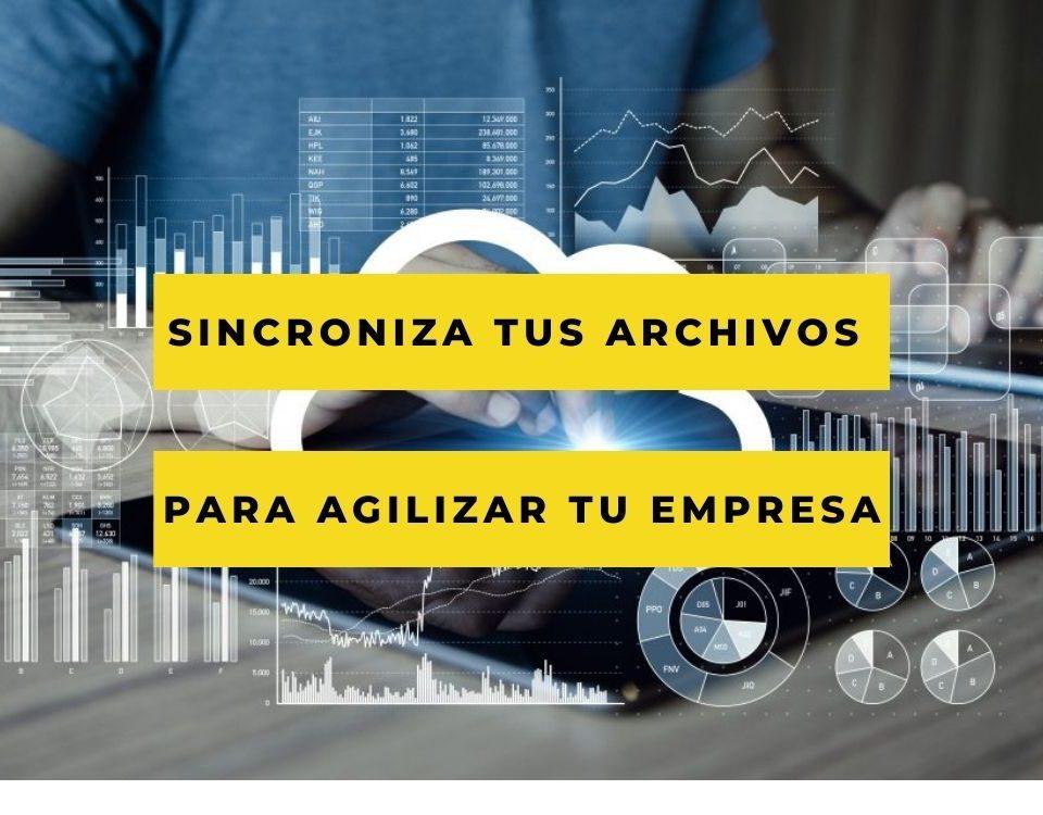 Sincronizacion de archivos y respaldo de datos